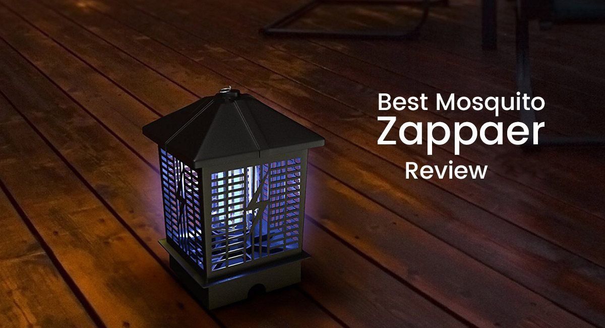 Best Mosquito Zapper Review