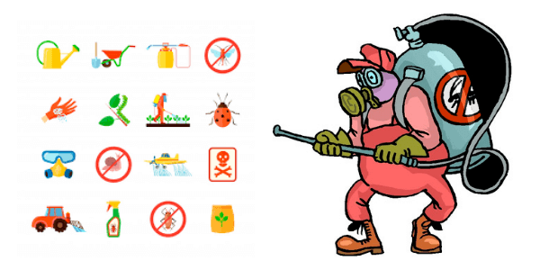 Types of Insecticides