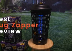 9+ Best Bug Zappers Reviews (Buying Guide)